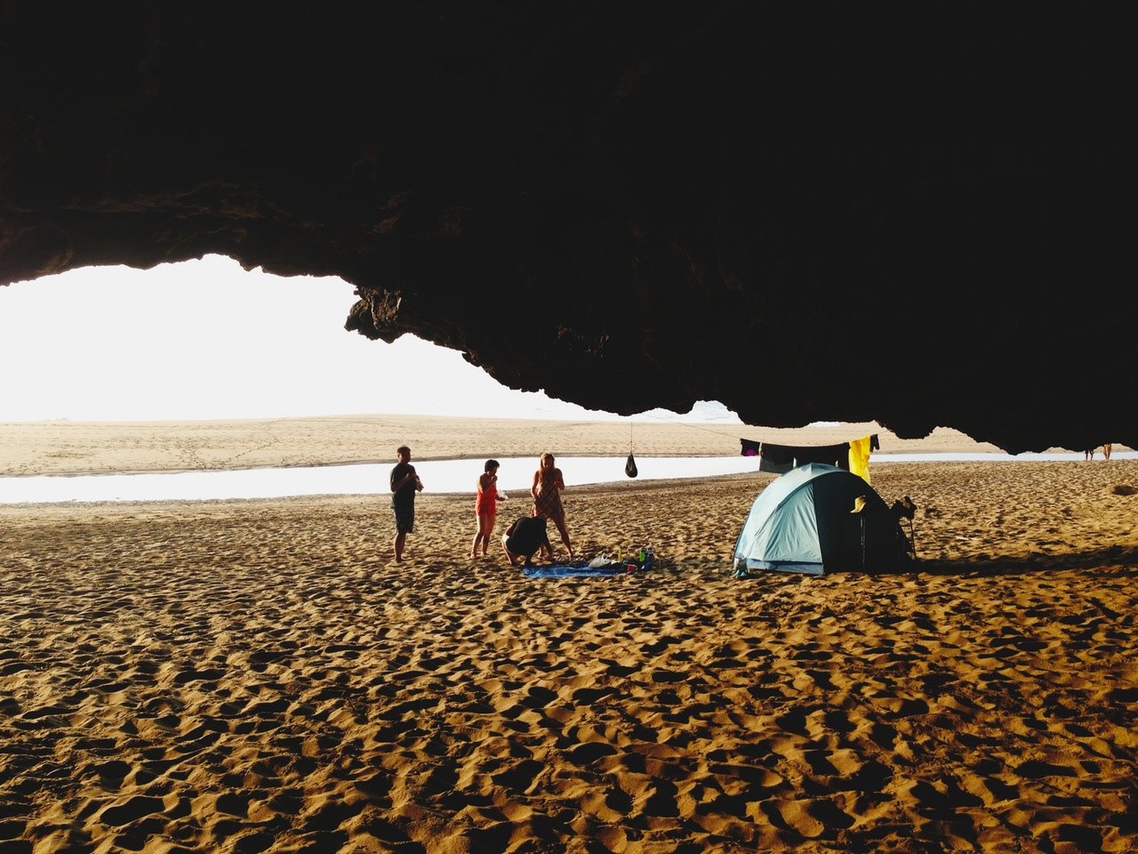 Namioty – odpoczynek, na jaki zasłużyłeś